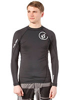 VOLCOM Solid L/S Lycra Shirt black