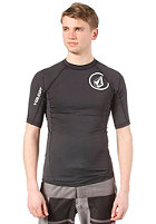 VOLCOM Solid S/S Lycra Shirt black