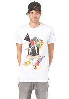VOLCOM Spazzing S/S T-Shirt white