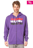 VOLCOM Spray Basic Hooded Sweat purple