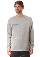 VOLCOM Sprocket II Pocket Crew Fleece Sweat heather grey