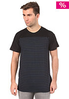 VOLCOM Square Stripe S/S T-Shirt black