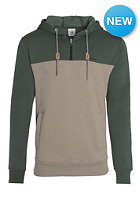 VOLCOM St Martin II Hooded Sweat jungle green