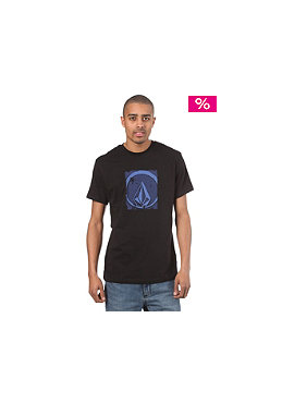 VOLCOM Stamped logical T-Shirt black