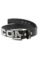 VOLCOM Standard PU Belt black white