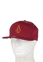 VOLCOM Starter Full Stone Cap cabernet
