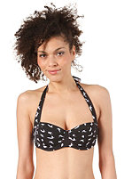 VOLCOM Stephanie Cherry Cozi Underwire black