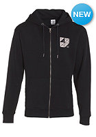 VOLCOM Stolen Hooded Zip Sweat black