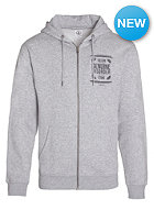 VOLCOM Stolen Hooded Zip Sweat heather grey
