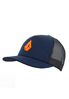 VOLCOM Stone Age Cheese Trucker Cap dark navy