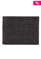 VOLCOM Stone Age Leather S Wallet black