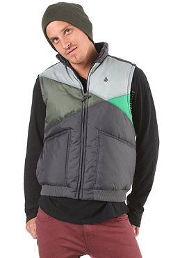 VOLCOM Stone Cloud Vest Jacket ebony