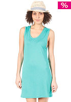 VOLCOM Stone Only Shirt Dress bright turquoise