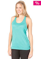 VOLCOM Stone Only Tank Top bright turquoise
