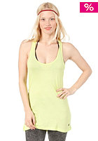 VOLCOM Stone Only Tank Top lime