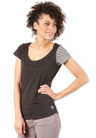 VOLCOM Stone Only Tri Back Scoop Neck black