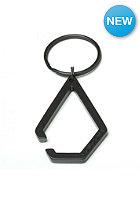 VOLCOM Stone Opener Keychain black