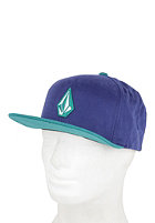VOLCOM Stone Snapback Cap army blue