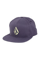 VOLCOM Stone Snapback Cap dirty purple
