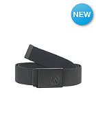 VOLCOM Stone Web Belt sulfur black
