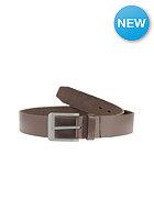 VOLCOM Stringer Lthr Belt brown