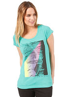 VOLCOM Take A Break S/S T-Shirt bright turquoise