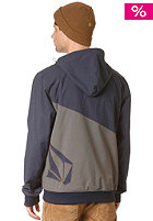 VOLCOM Temper Windbreaker charcoal
