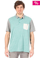 VOLCOM Tempest Pocket Polo S/S Shirt scrubs green