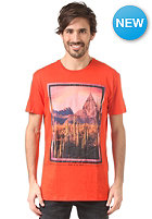 VOLCOM The Dawn Lightweight S/S T-Shirt why rock red