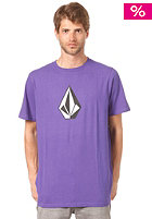 VOLCOM The Stone S/S Basic T-Shirt purple