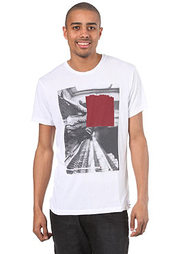 VOLCOM Thread Heather S/S T-Shirt white