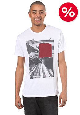 VOLCOM Thread Heather T-Shirt white