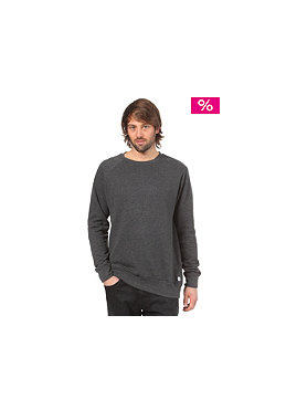 VOLCOM Time Machine Ultra Slim Crew Sweatshirt black