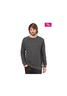 VOLCOM Time Machine Ultra Slim Crew Sweatshirt black