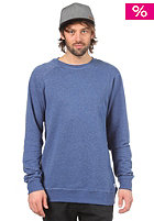 VOLCOM Time Machine Ultra Slim Crew Sweatshirt estate blue
