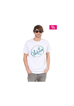 VOLCOM Time T-Shirt white