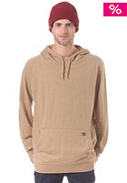 VOLCOM Timemachine Ultraslim Hooded Sweat brown/khaki