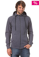 VOLCOM Timemachine Ultraslim Hooded Zip Sweat midnight blue
