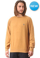 VOLCOM Timesoft Crew Fleece Sweat bear brown