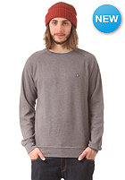 VOLCOM Timesoft Crew Fleece Sweat heather grey
