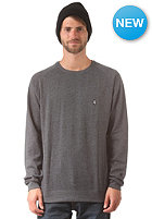 VOLCOM Timesoft Crew Fleece Sweat sulfur black