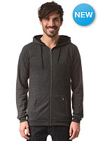 VOLCOM Timesoft Hooded Zip Sweat black