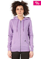 VOLCOM Timesoft Hooded Zip Sweat Fleece vibrant purple