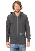 VOLCOM Timesoft Ultra Slim Hooded Zip Sweat black