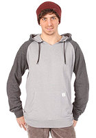 VOLCOM Timesoft Ultraslim Hooded Zip Sweated Sweat black combo