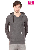 VOLCOM Timesoft Ultraslim Hooded Zip Sweated Sweat black