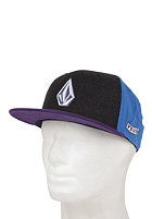 VOLCOM Too Stone 210 Fitted Cap purple flash