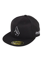 VOLCOM Too Stone 210 Fitted Cap tinted black europe