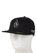 VOLCOM Too Stone 210 Fitted Cap tinted black