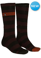 VOLCOM Town Socks burnt sienna
